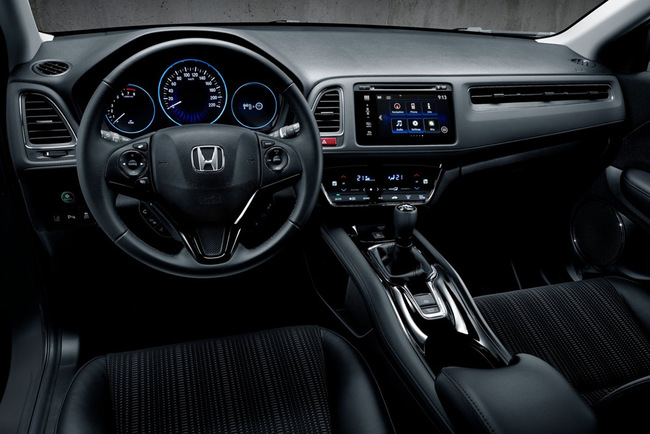 Honda HR-V 2015 interior 01
