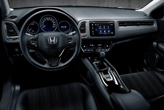 Honda HR-V 2015 interior 01