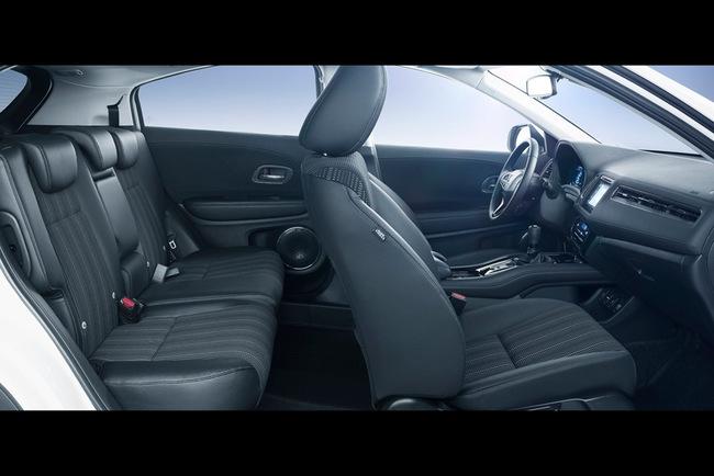 Honda hr v 2015 suv que promete espacio y bajo consumo for Honda hr v interieur