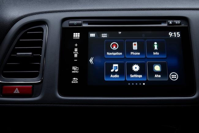 Honda HR-V 2015 interior 10