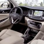 Hyundai Tucson 2015 interior 08