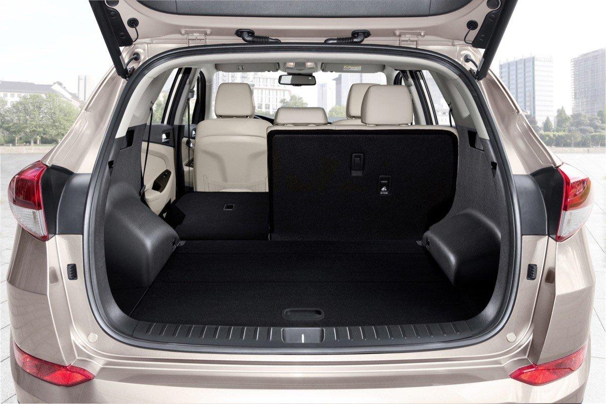 Hyundai Tucson: precios y equipamientos