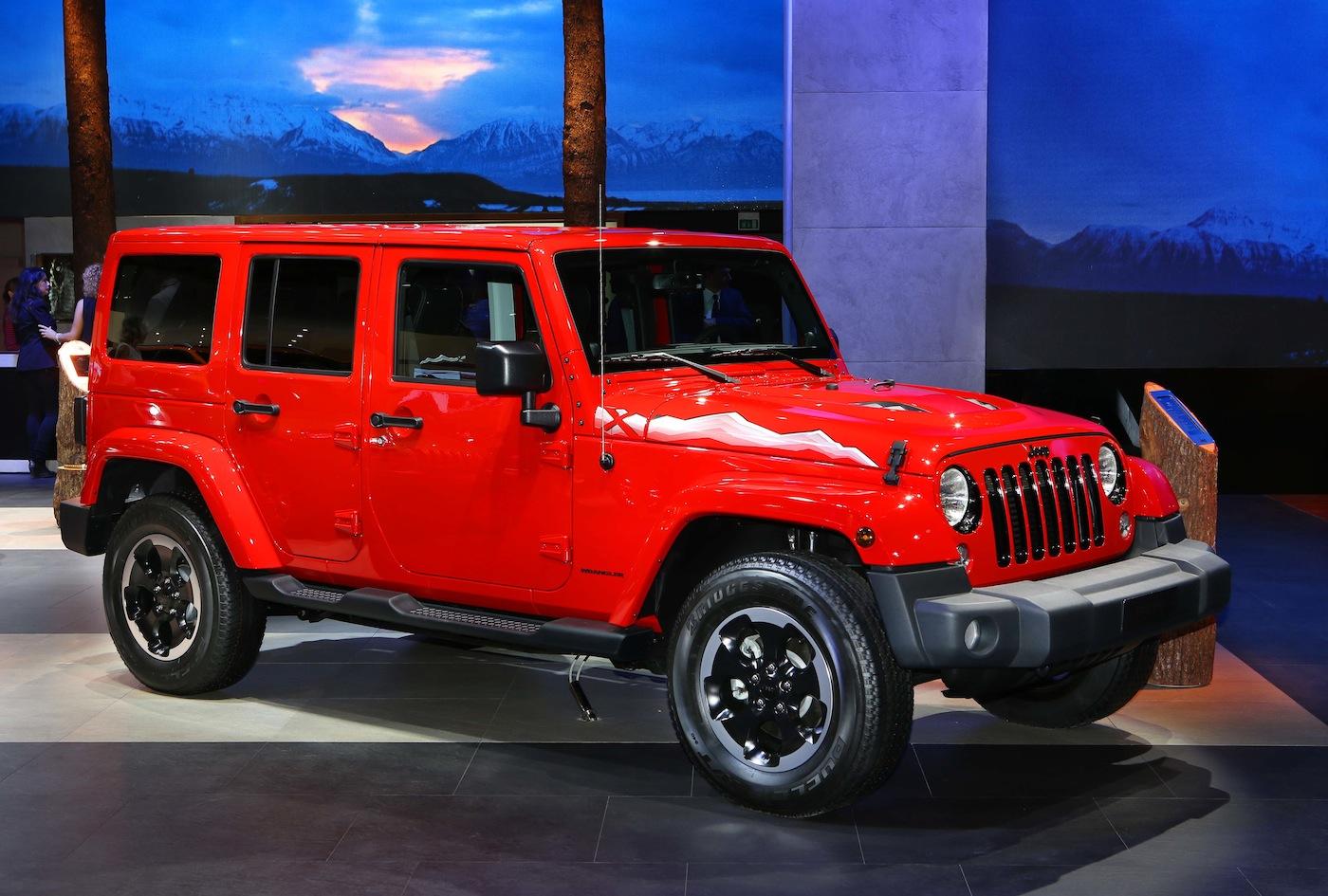 jeep wrangler x la nueva versi n especial del todoterreno. Black Bedroom Furniture Sets. Home Design Ideas