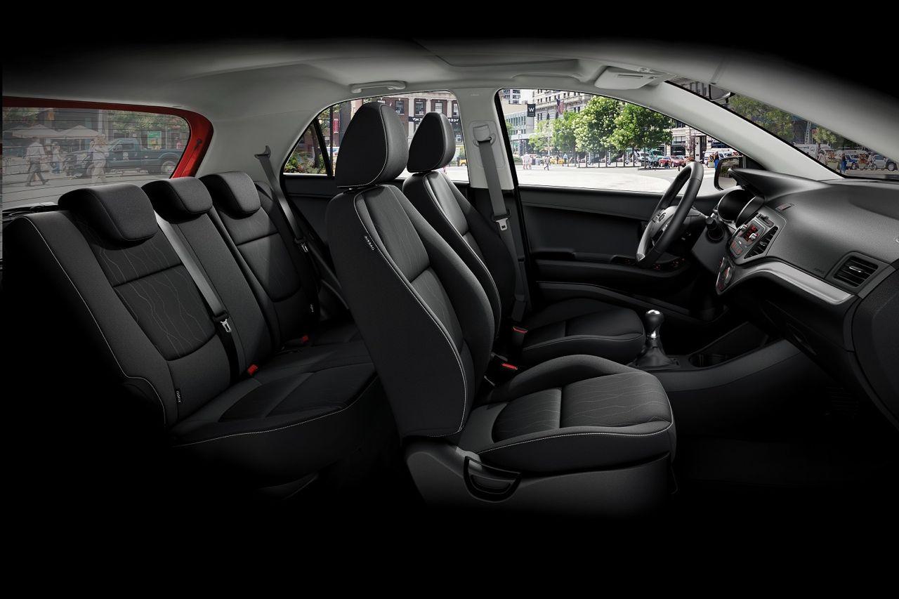 Kia Picanto 2015, precios y equipamientos de una ...