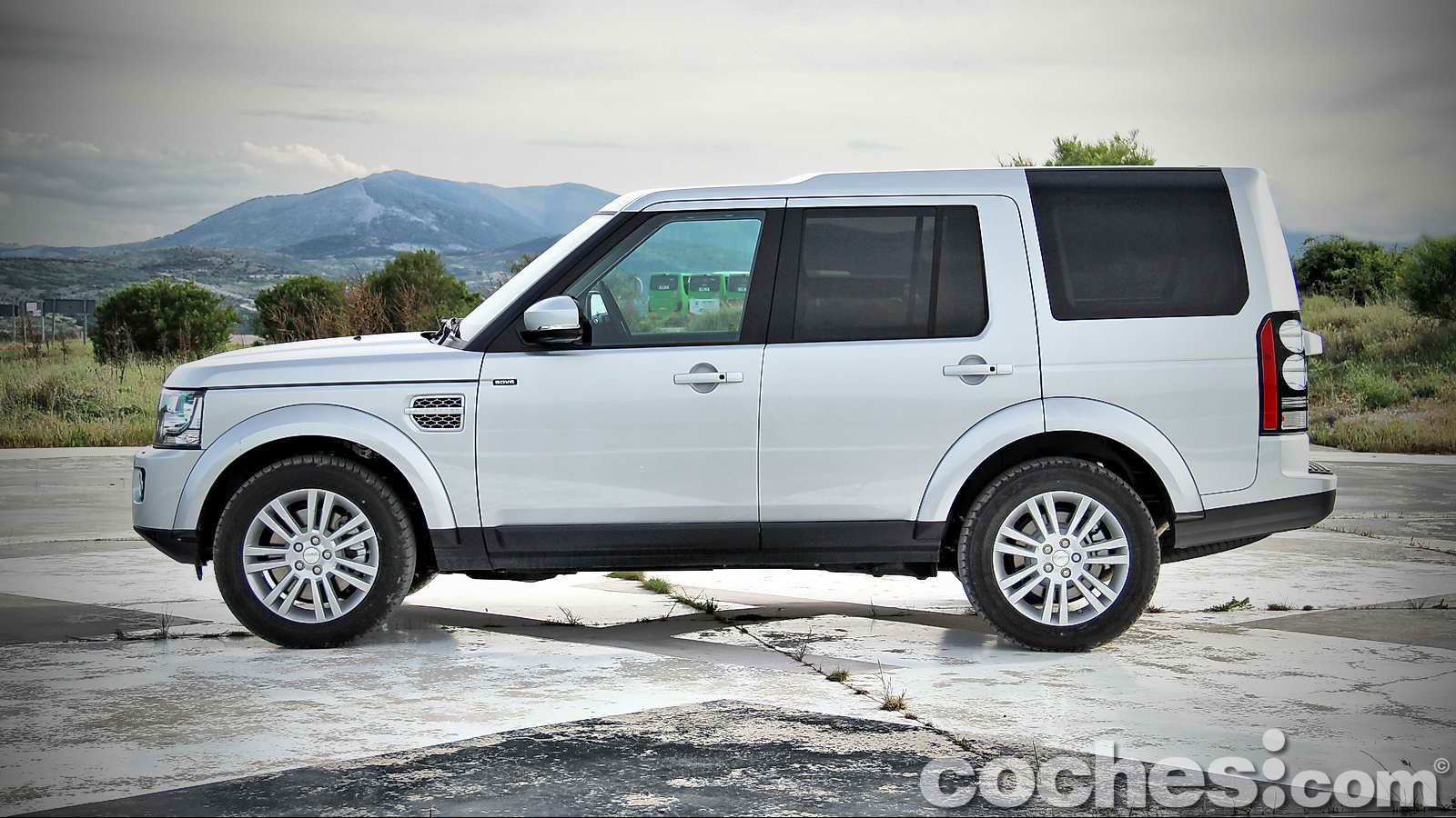 land rover discovery sdv6 hse prueba a fondo. Black Bedroom Furniture Sets. Home Design Ideas