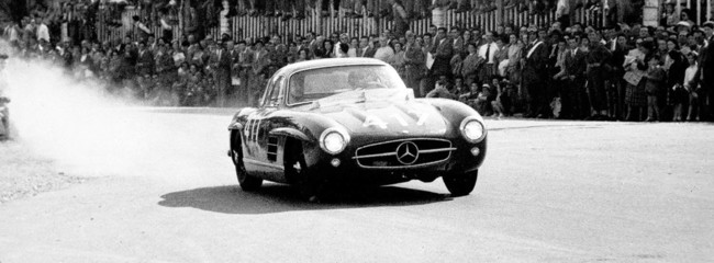 Mercedes-Benz SL 417 Mille Miglia 1965 04
