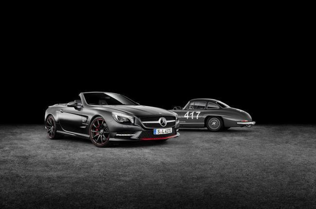 Mercedes-Benz SL 417 Mille Miglia 2015 02