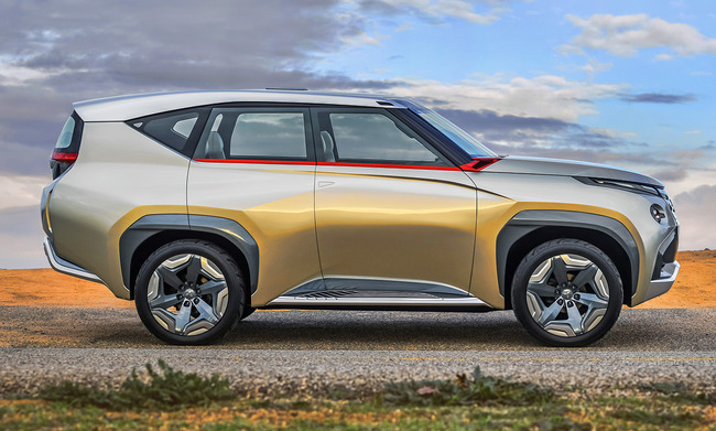 Mitsubishi Concept GC PHEV 2015 01