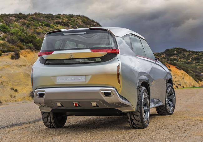 Mitsubishi Concept GC PHEV 2015 07