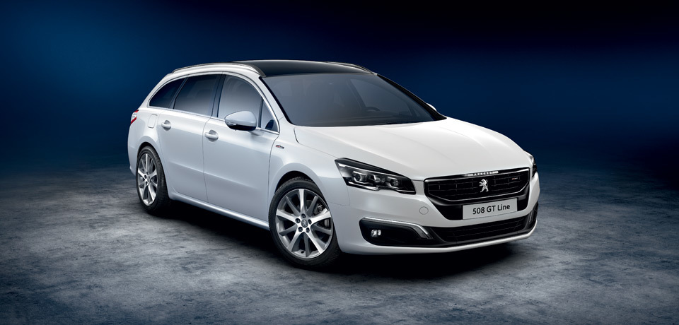 peugeot 308 y 508 gt line deportividad con motores eficientes. Black Bedroom Furniture Sets. Home Design Ideas