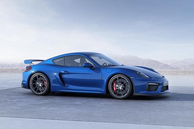Porsche Cayman GT4 2015 01
