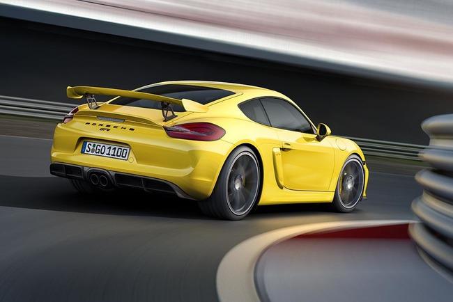 Porsche Cayman GT4 2015 07