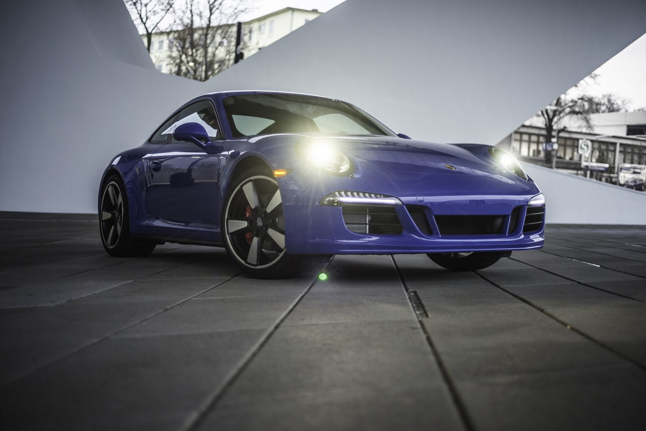 Porsche GTS Club Coupe 1