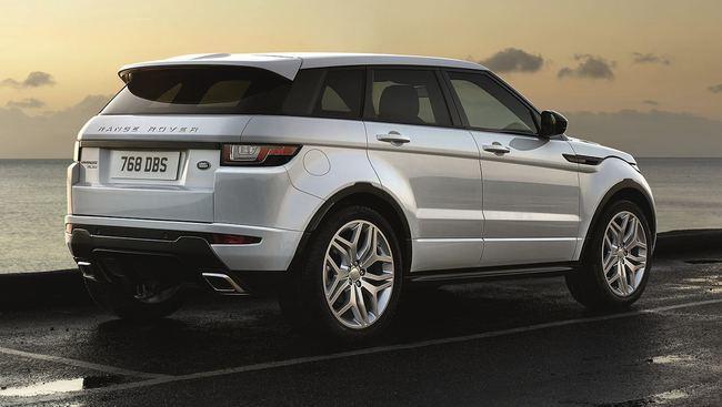 Range Rover Evoque 2016 02