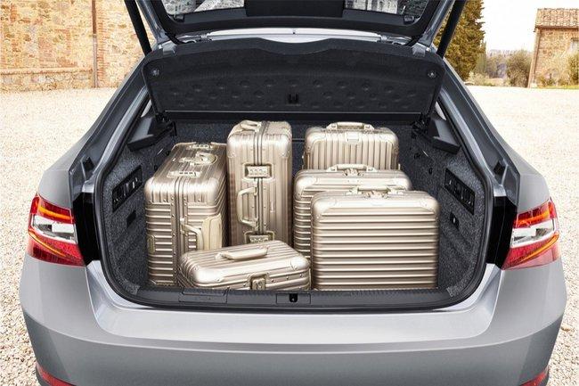 c mo cargar bien el maletero del coche. Black Bedroom Furniture Sets. Home Design Ideas
