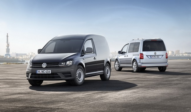 Volkswagen Caddy 2015 gama 02