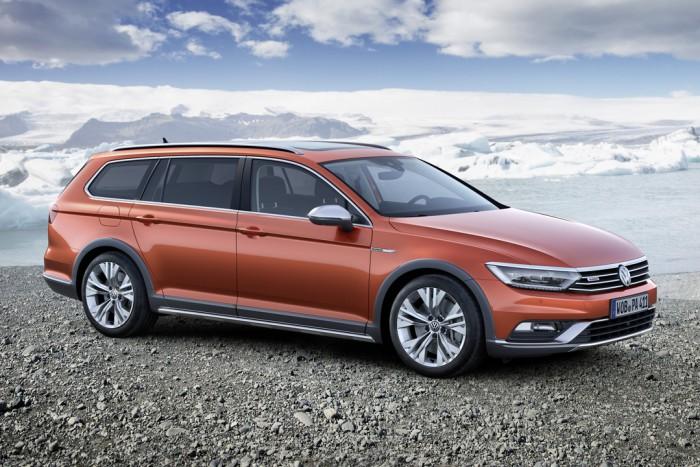 Volkswagen alltrack 2015