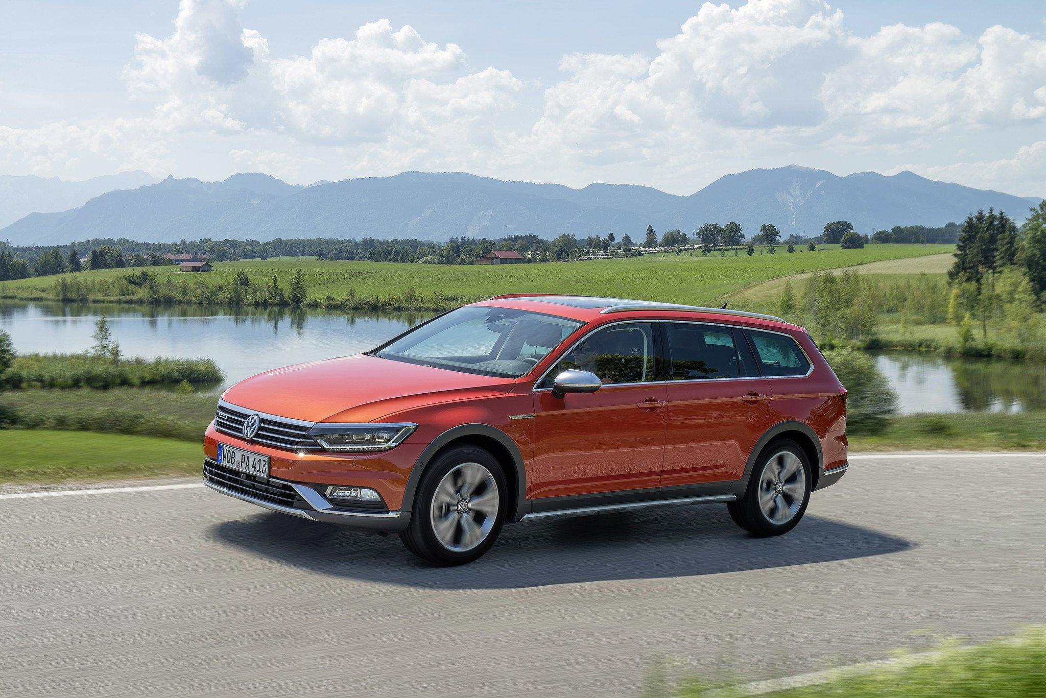 Volkswagen Passat Alltrack 2015 11