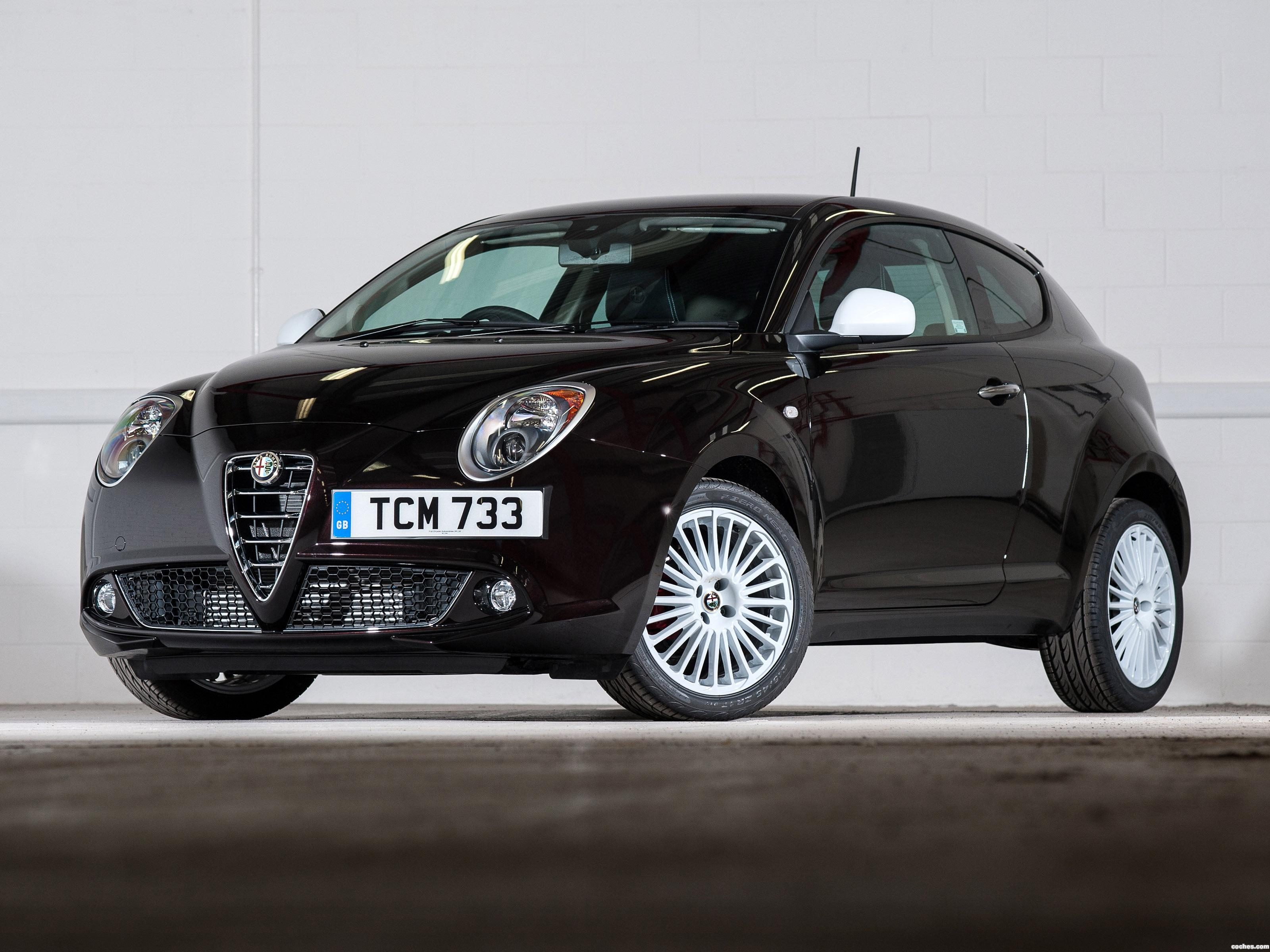 fotos de alfa romeo mito junior uk 2015 foto 1. Black Bedroom Furniture Sets. Home Design Ideas