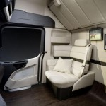 interior Mercedes Benz Truck