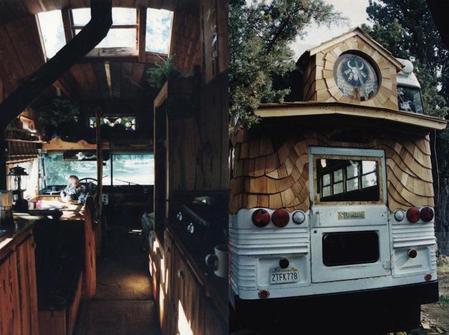 autobus cabaña 5