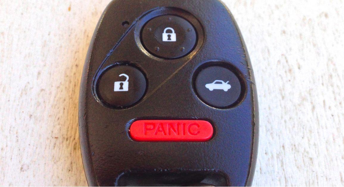 boton panico coche