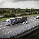 Mercedes Benz Truck carretera