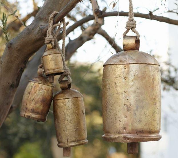 campanas de metal