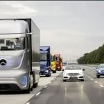 conducción por carretera Truck Mercedes Benz 2025