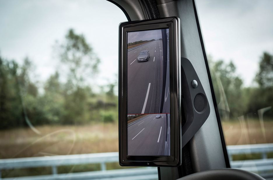 retrovisor Mercedes Ben Truck