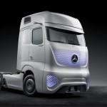 exterior Mercedes Benz Truck