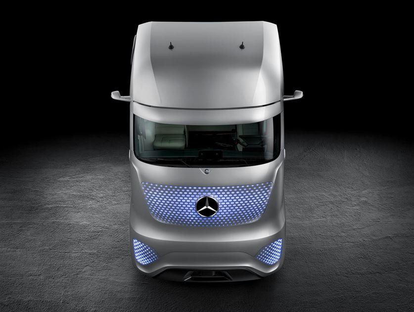 frobtal Mercedes Benz Truck
