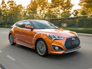 Hyundai Veloster Turbo USA 2015