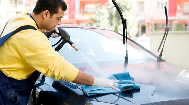 limpieza coche bayeta