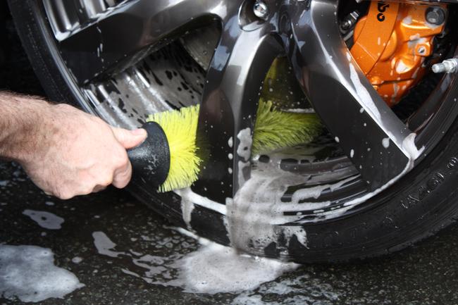 limpieza ruedas