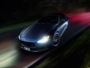 Novitec Tridente Maserati Ghibli 2014