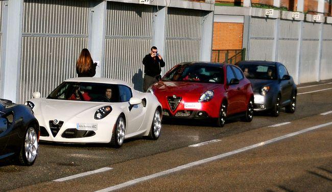 prueba Alfa Romeo 4C QV 3