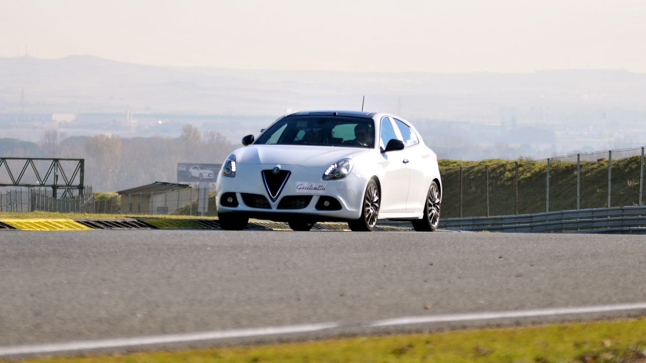prueba Alfa Romeo 4C QV 6