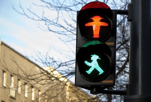 semaforo berlin