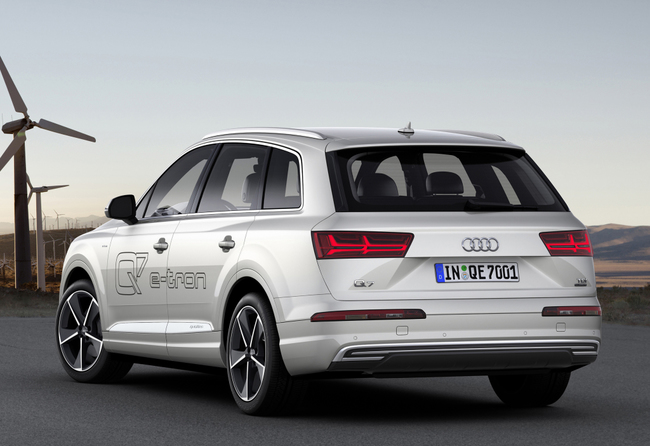 Audi Q7 e-tron 3.0 TDI Quattro 2015 04