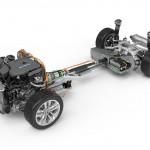 BMW 740e iPerformance 2016 tecnica 1