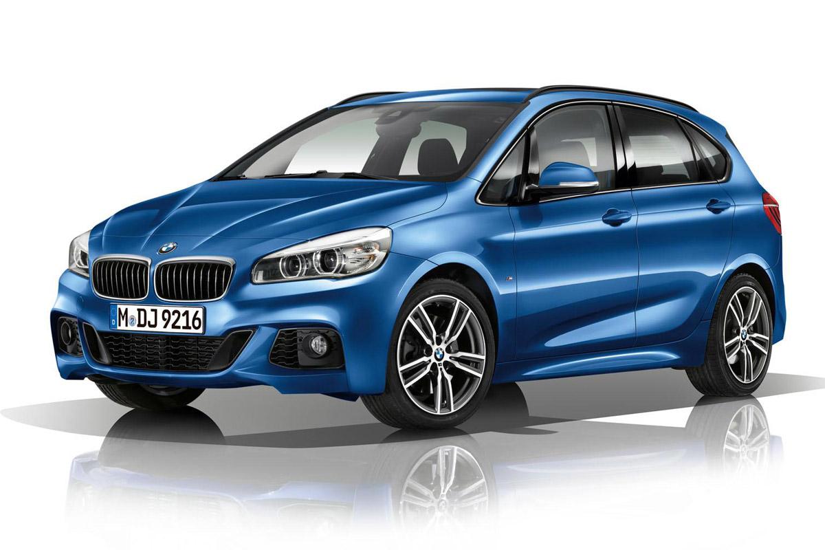BMW Serie 2 Gran Tourer pack M Sport 2015 01