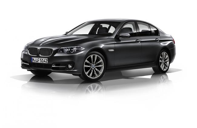 BMW Serie 5 Edicion Sport 2015 01