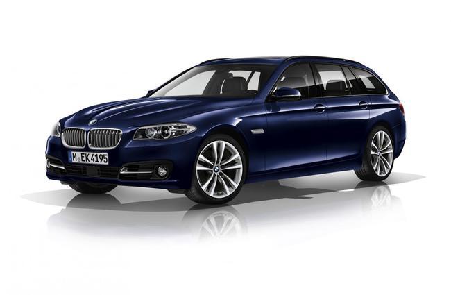 BMW Serie 5 Touring Edicion Sport 2015 01