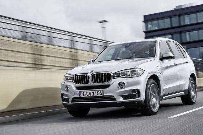 BMW X5 xDrive40e 2015 14
