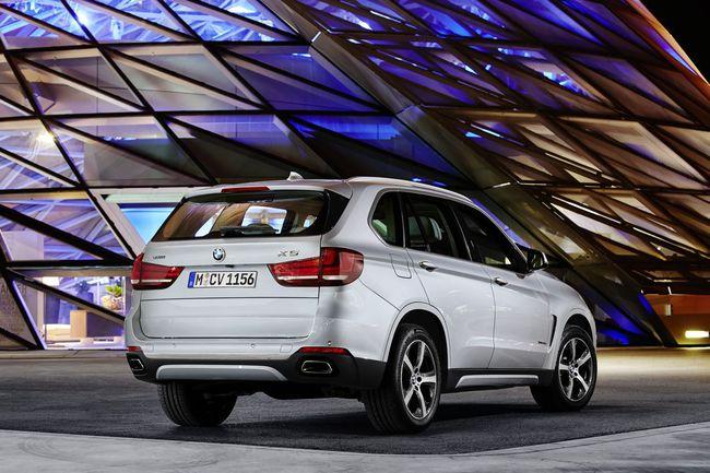 BMW X5 xDrive40e 2015 34
