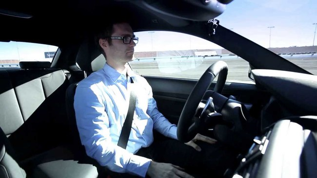 BMW drift autonomo
