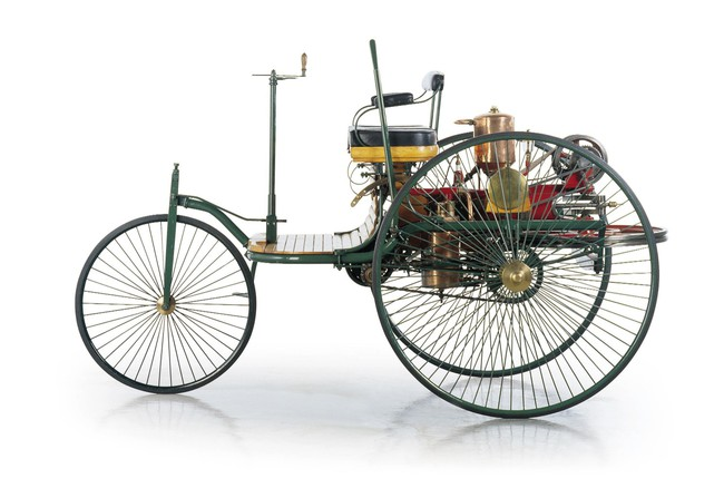 Benz Motorwagen N1