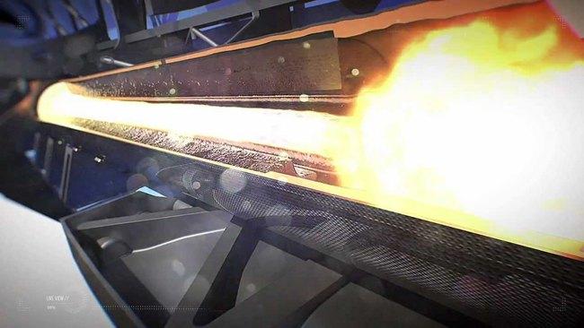 Bloodhound SSC cohete hibrido 02