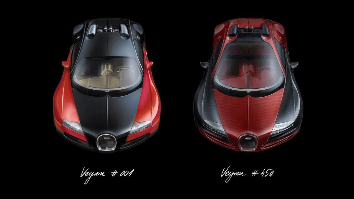 Bugatti Veyron La Finale 17